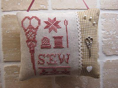 'Sewing Notions' by Simone de Jong