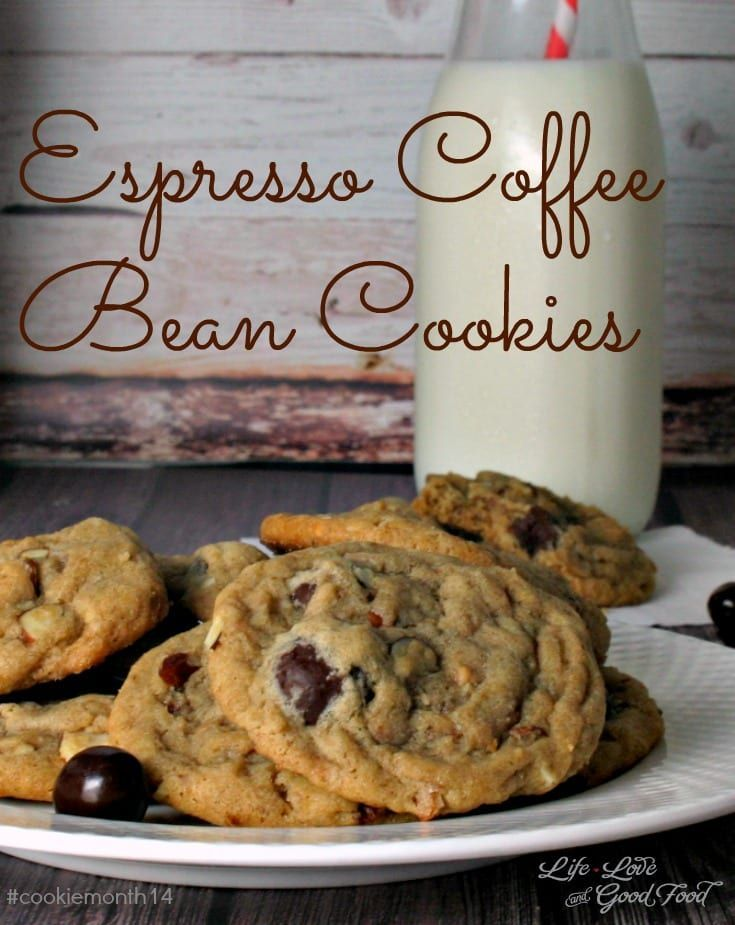 Espresso Coffee Bean Cookies Espressocoffee Espresso Coffee Beans Gourmet Coffee Coffee Recipes