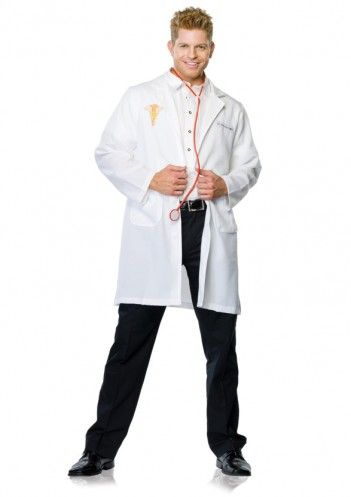 2Pc. Dr. Phil Good Costume Set With Costume Set With Rope And Stethoscope Price: 42,50 € missemelie.com/...