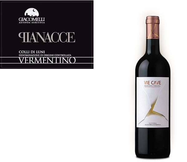 Ultimo giorno di #avventoalessi! Cassetta in legno con due vini: #vermentino Giacomelli Le Pianacce 2013 e Fattoria Aldobrandesca Vie Cave 2008 #Malbec 100% - offerta Euro 35.