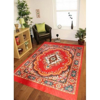 Mebelkart is offering  Iws Traditional Design Jute Filled Quilted Polyester Carpet (Iws-Crt-128) @ Rs 299 How to catch the offer: Click here for offer page Add Carpet in your cart Login or Register Fill the shipping details Make final payment