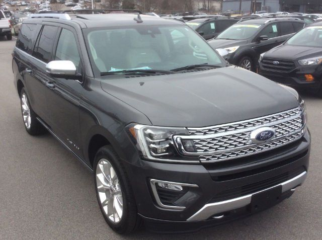 New 2018 Ford Expedition Max 4wd Platinum For Sale In Greensboro