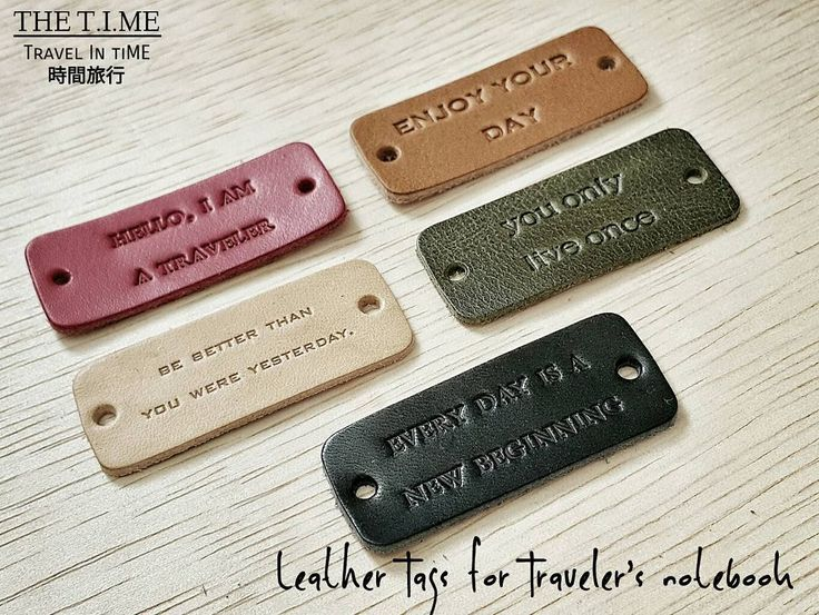 New arrival! My original leather tags were @the_t.i.me  #travelersnotebook #midori #midoritravelersnotebook #planner #stationery #トラベラーズノート #ミドリ文具 #트래블러스노트 #미도리문구 #the_t.i.me #thetime #더타임 #아현동더타임