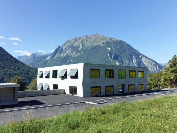 ECOLE PRIMAIRE | Meyer Architecture | Sion