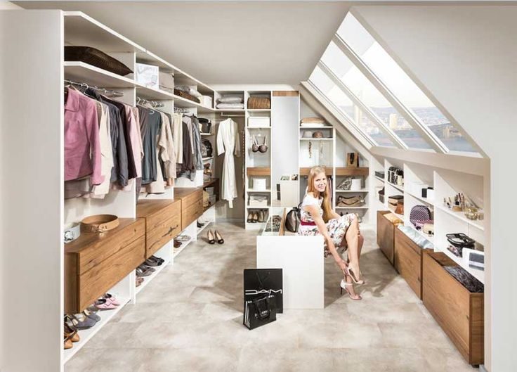 The 25+ best Kleiderschrank für dachschräge ideas on Pinterest - schlafzimmer begehbarer kleiderschrank