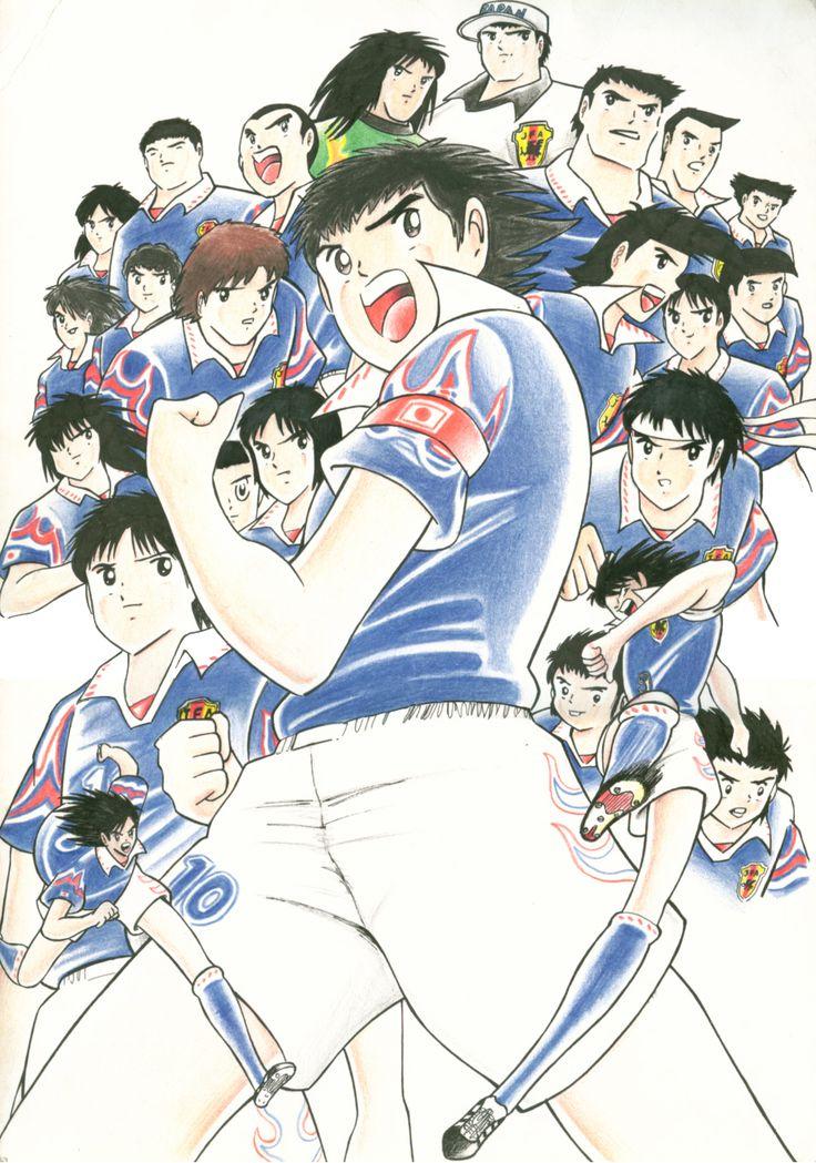 Captain Tsubasa > Olive et Tom