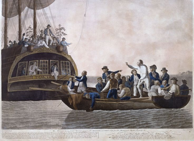 Mutiny on the Bounty  http://www.armchairgeneral.com