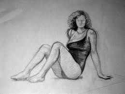 Model: het mens dat je tekent