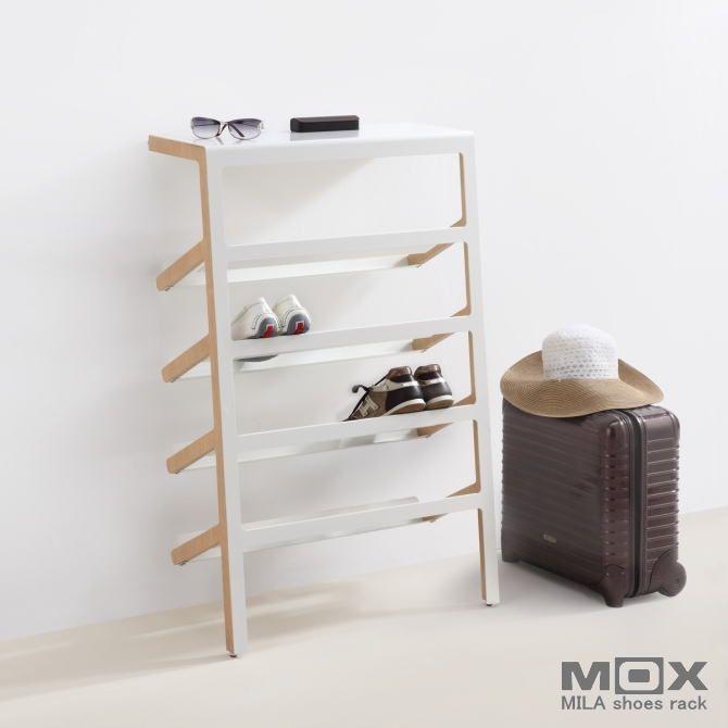 Shoe rack. Mox accessories.
