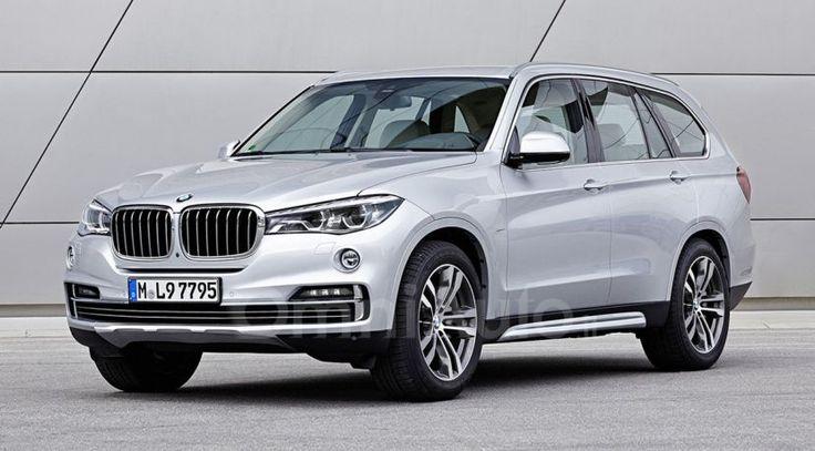BMW X7, un par de recreaciones del próximo SUV grande - http://www.actualidadmotor.com/bmw-x7-render/