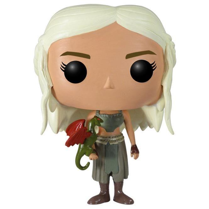 Daenerys Targaryen Vinyl Figure 03 - Funko Pop! by Game Of Thrones