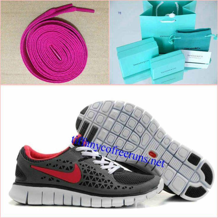 Womens Tiffany CO Earrings Rose Lace Nike Free Run Grey Fuchsia Shoes