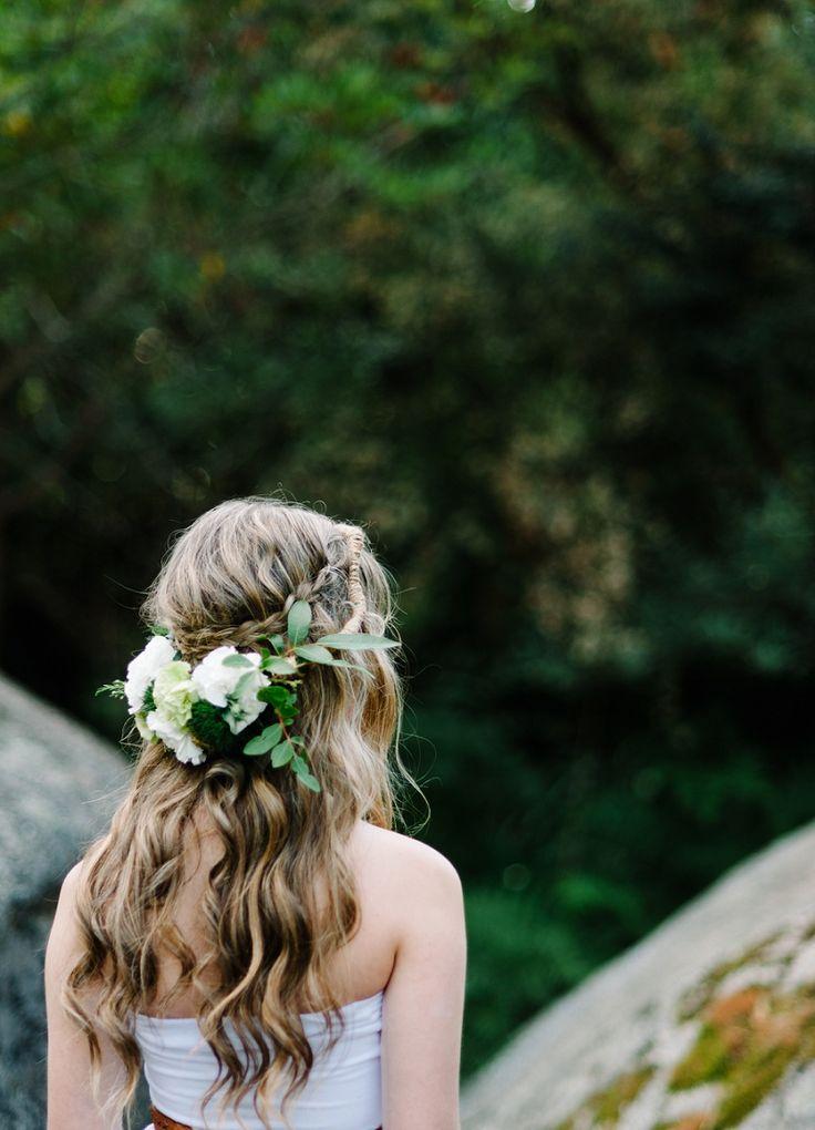 Chasing Waterfalls, boho bride