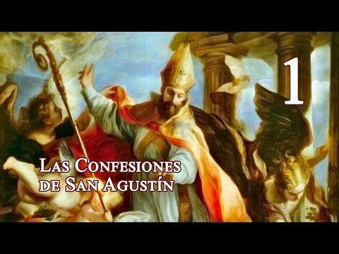 El Rincon de mi Espiritu: LAS CONFESIONES - San Agustín de Hipona - Libro Pr...