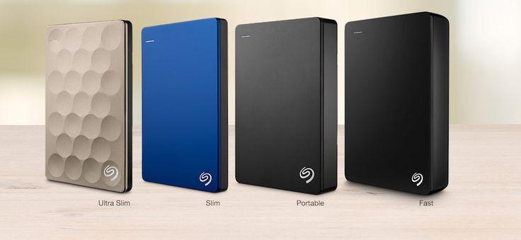 El Seagate Backup Plus Portable es un dispositivo que permite guardar fotografías y documentos sensibles a gran velocidad.