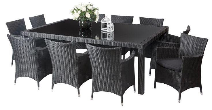 1000+ Ideas About 10 Seater Dining Table On Pinterest