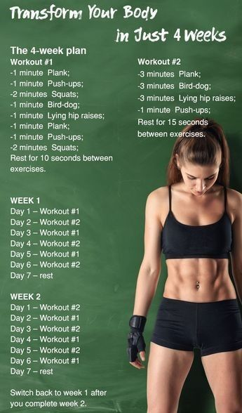 More interested in the infographic shown as the pic for the pin. Link is usual tips we've heard and seen a million times. Will try the infographic workout plan.
