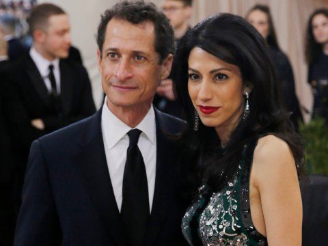 Huma Abedin, Clinton aide and estranged wife of Anthony Weiner, a disgraced Congressman caught sexting a minor, is in discussions with the Justice Department and the FBI for full access