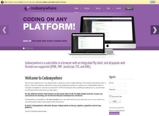 14 Online Code Editors For Web Designers And Developers