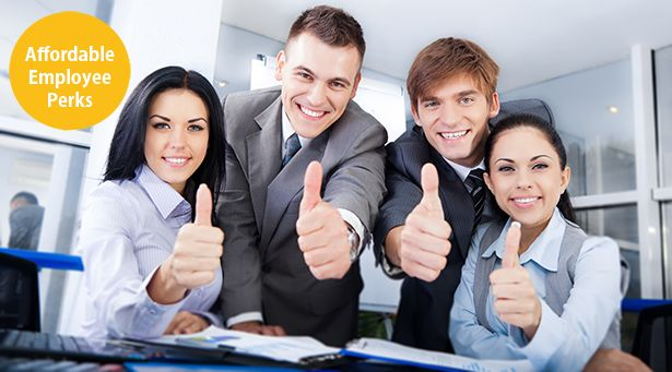 7 great tips for perks to keep employees happy without breaking the bank.