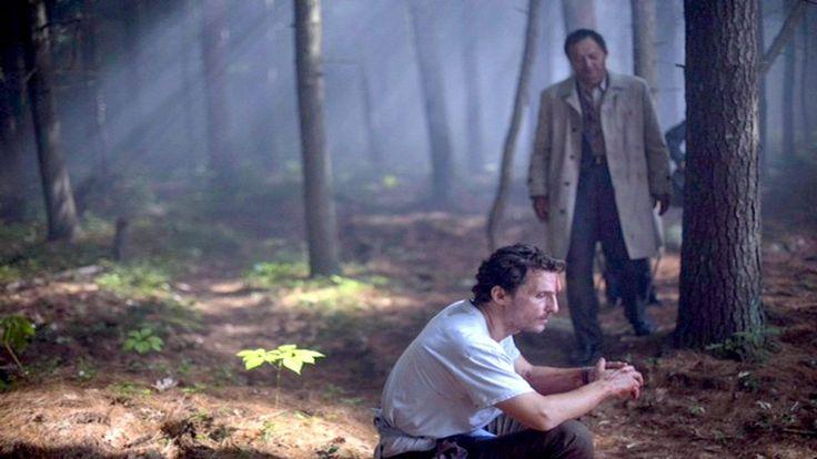 """La foresta dei sogni. Film diretto da Gus Van Sant – regista di film come Will Hunting, Scoprendo Forrester, Milk – già in concorso a Cannes 2015. Il protagonista è Matthew McConaughey, attore cresciuto tantissimo negli ultimi anni, nei panni di un americano che decide di andarsi a suicidare in Giappone in un posto chiamato la """"foresta dei suicidi"""". Ma un incontro lo costringerà a rivedere le sue decisioni. Nel cast anche Ken Watanabe e Naomi Watts."""