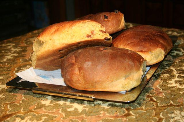 Pane Pane di zucca - Emilia Romagna
