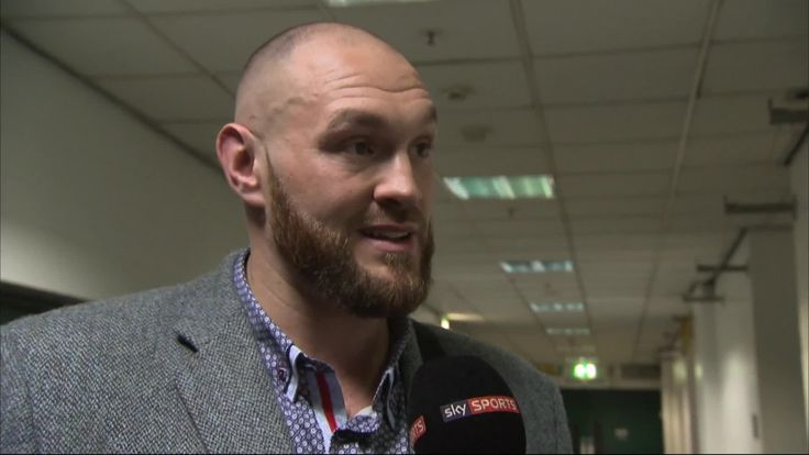 Tyson Fury says there is no news yet on when his next fight will...: Tyson Fury says there is no news yet on when his next… #TysonFury