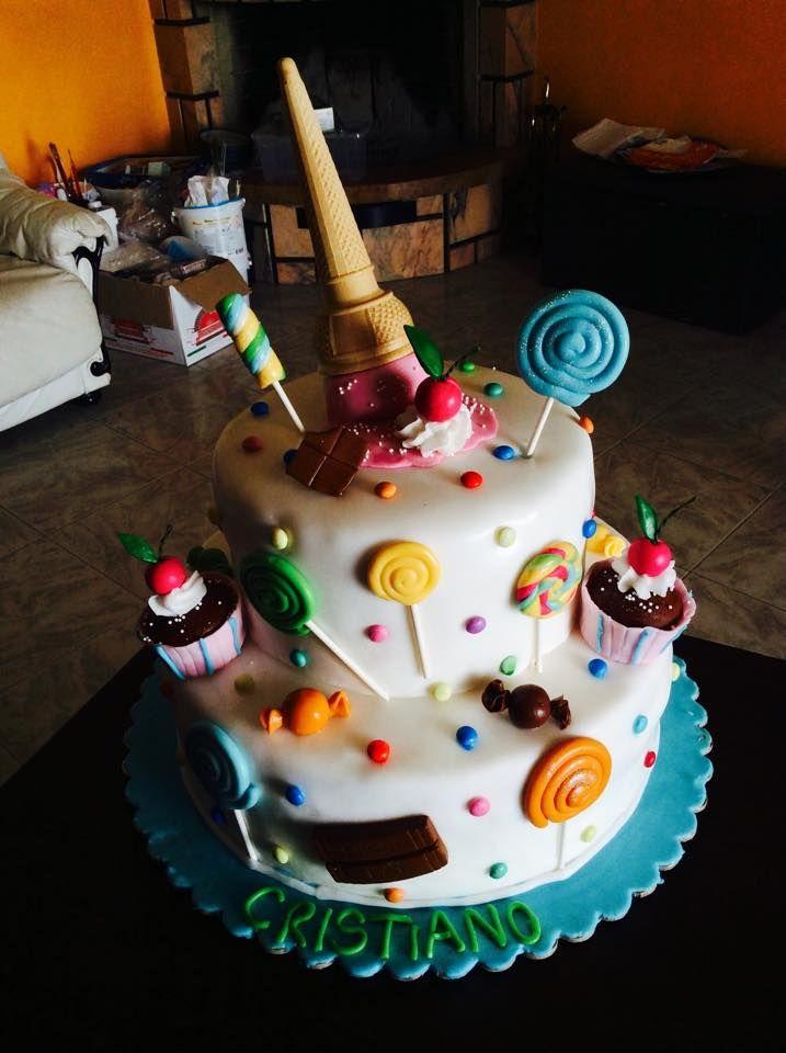 Lollypop , sweet, crusty, tasty, candy, art cake blue , light blue