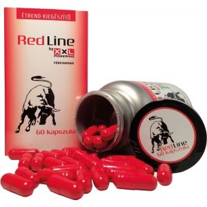 Tratament pentru potenta RedLine 60caps | Sexshop Online Xtoys.ro