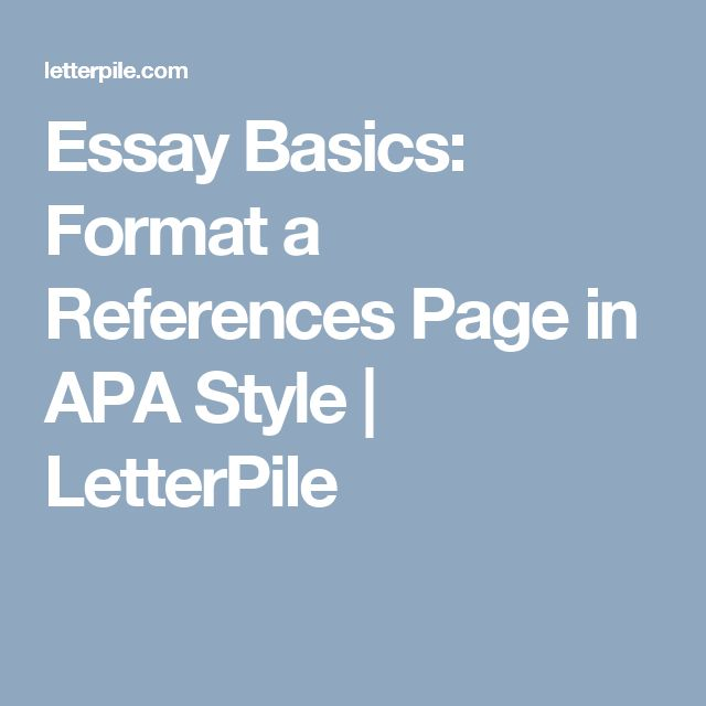 best photos of apa format essay example apa format essay paper apa     Standard Cover Letter Essay Essay Style Example Psychology essay format