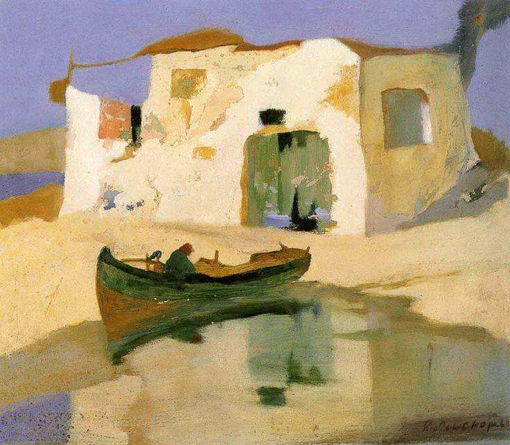 .:. Οικονόμου Μιχαήλ – Michail Oikonomou [1888-1933] Παραλία 1