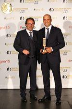 URTI Prize - Mr Hamid Sardar (Director) & Gérard Queray (Producer) - Taïga - France