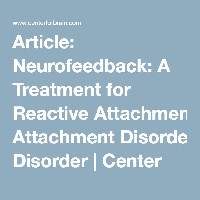 attachment disorder scholarly article The label attachment disorder (ad) is used as either a description of a child's presentation, or as a diagnostic category it is unclear whether this label is intended to be identical with the dsm-iv reactive attachment disorder (rad) diagnostic category, or if it is a separate diagnosis based on.