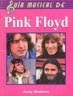 """Pink Floyd Libro Rosa. Análisis Álbum del estudio por álbum, canción por canción, y todo lo que el Grupo ha registrado a lo largo de su historia musical. """"See Emily Play"""" hasta """"The Division Bell"""". Este trabajo incluye secciones aparte de la obra de Roger Waters y Syd Barrett."""