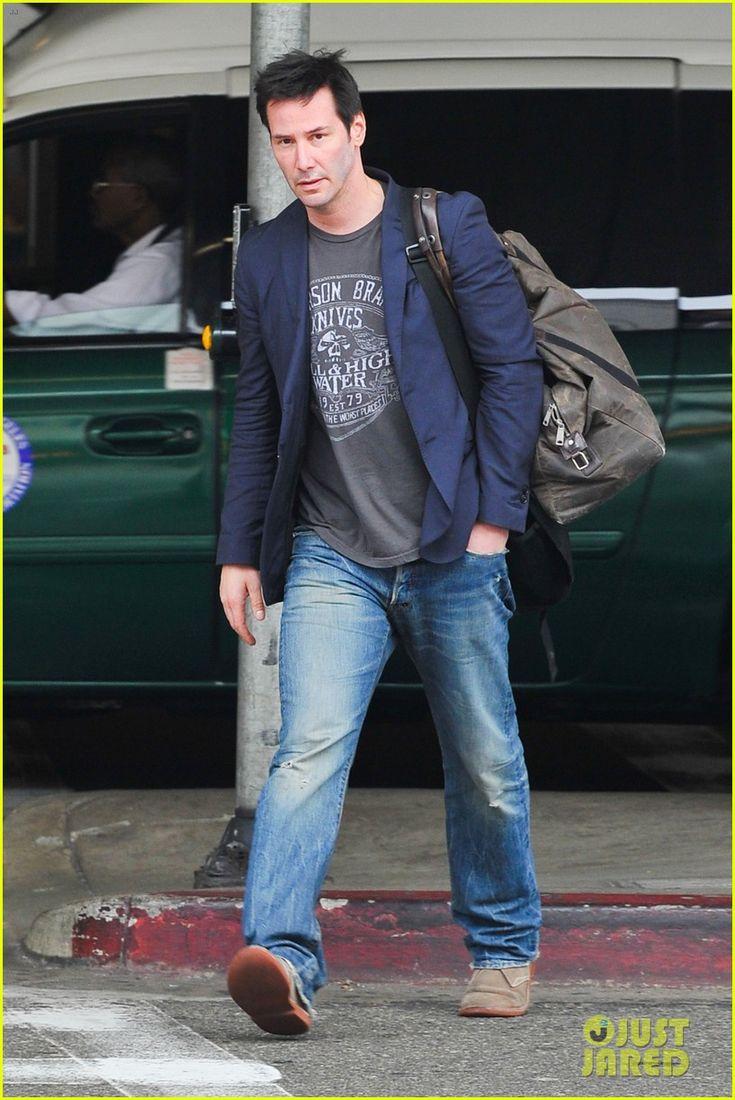 Keanu Reeves at 50 years old