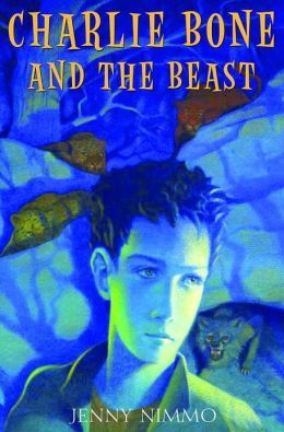 Charlie Bone and the Beast by Jenny Nimmo (Children of the Red King #6)