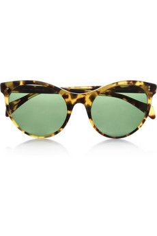 Illesteva cat eye sunglasses