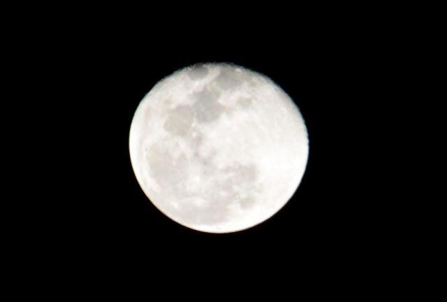 Bob's Photography Blog: Shoot the Moon?
