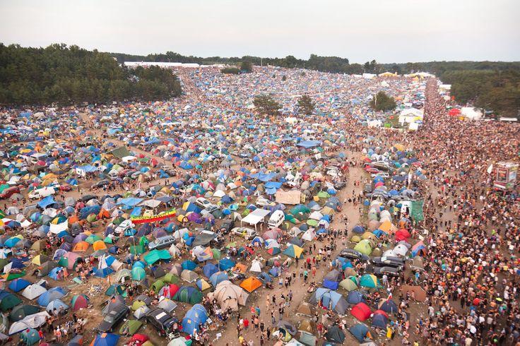Woodstock Festival   Woodstock Festival, Poland.