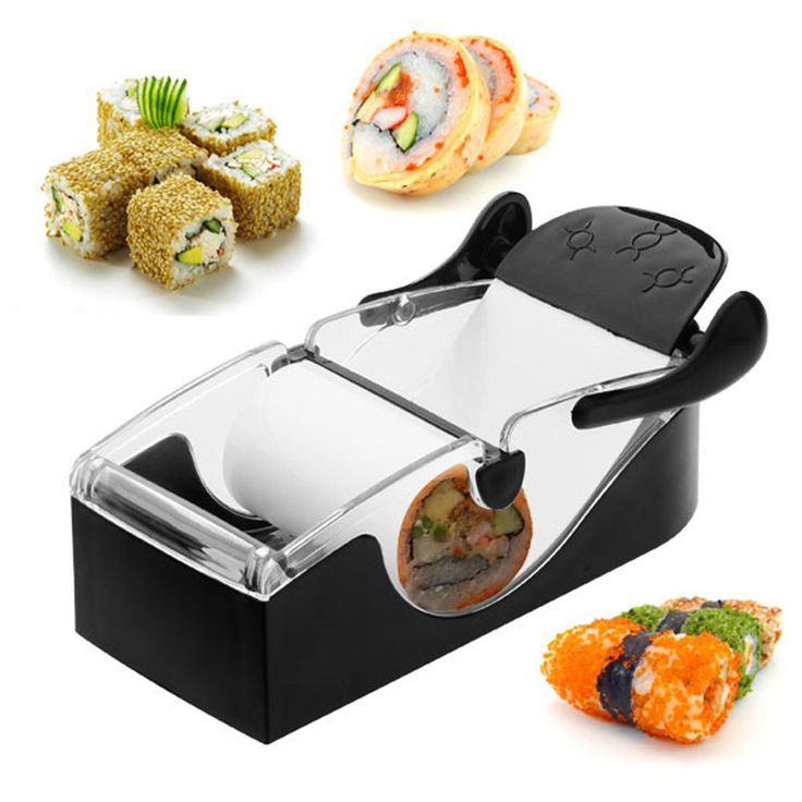 Hot sale Perfect Roll Sushi Machine A Good Tool to Make Sushi - Black