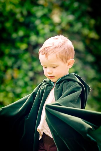 How to Make an Awesome Hooded Cloak
