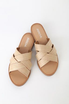 c3b662ba7975 Coconuts Folly Natural Huarache Sandals in 2019