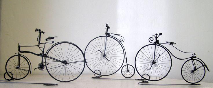 historicke bicykle