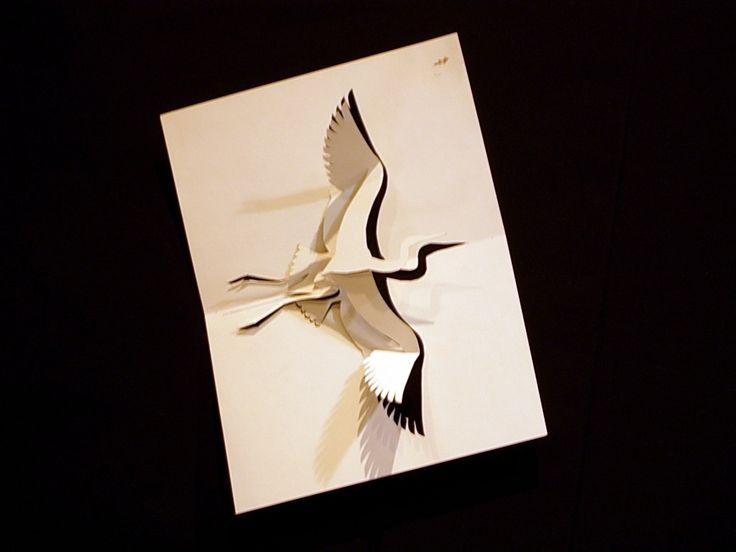 58 best kirigami patterns images on pinterest paper art for Kirigami paper art
