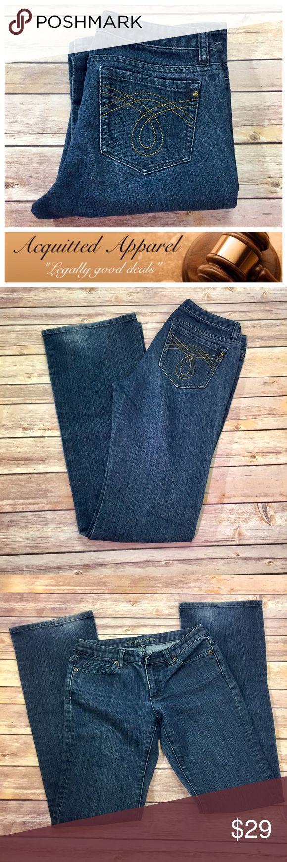 [Michael Kors] Flare Leg Jeans Size 0 Beautiful flare leg jeans. Michael kors size 0. Michael Kors Jeans Flare & Wide Leg