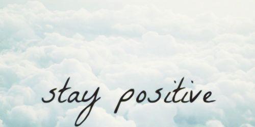 Stay Positive :) x Twitter Headers | Twitter! | Pinterest ...