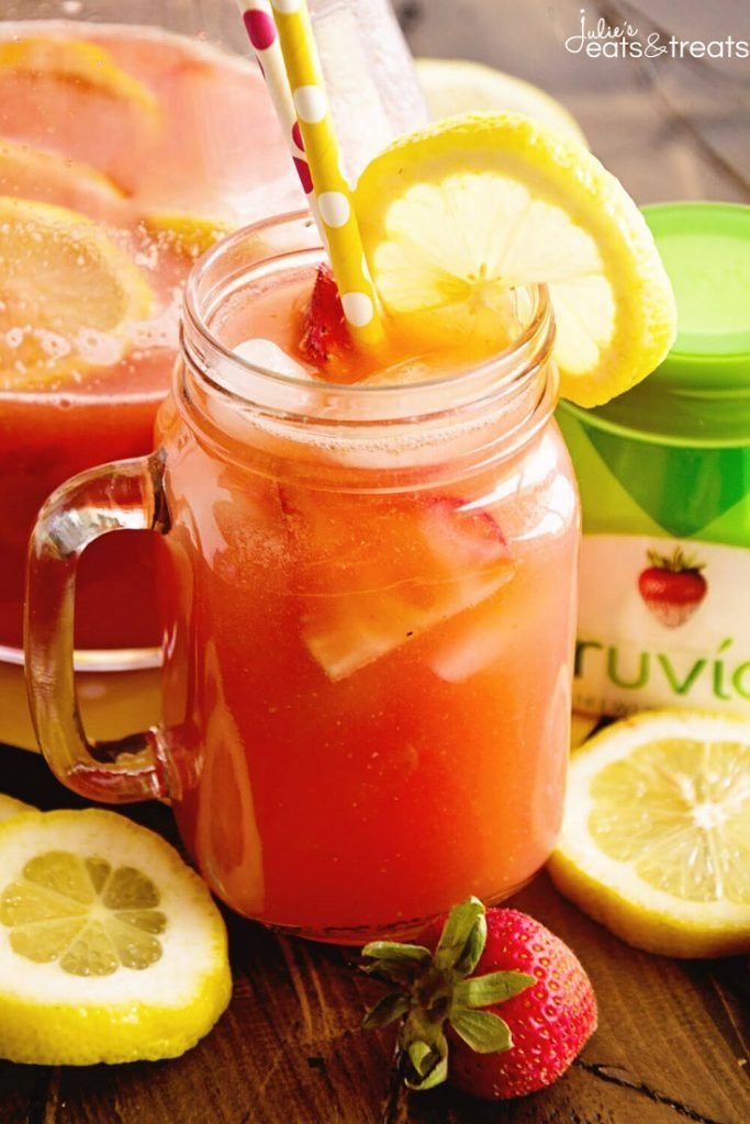 This extremely popular homemade drink can have other flavors than just the one of a lemon. In fact, there are many recipes that you can try out and we're talking about that won't empty your wallet or put you in the kitchen for more than few minutes. If you are a fan of lemonades, then we are sure you are going to love trying these out. #foodanddrink