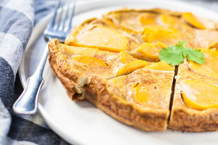 Zoete Aardappel Omelet