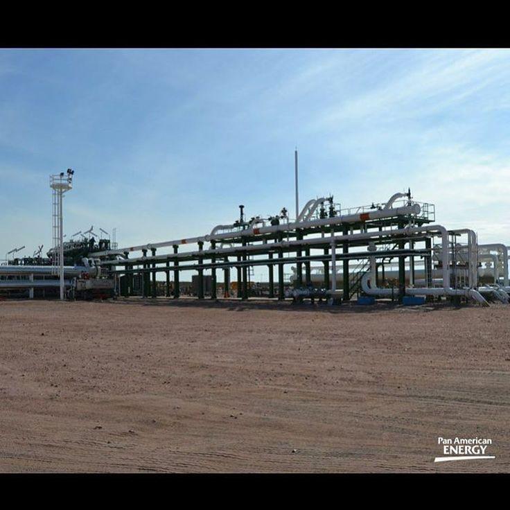 Alcanzar un significativo aumento de producción de gas en Lindero Atravesado, Neuquén implicó poner en marcha una nueva planta compresora y una nueva planta de tratamiento de gas.