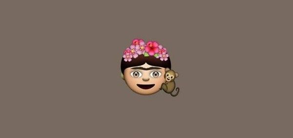 @cantorfineart answers the call for a frida emoji